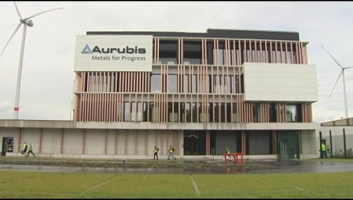 Geen investering en geen 90 extra banen bij Aurubis