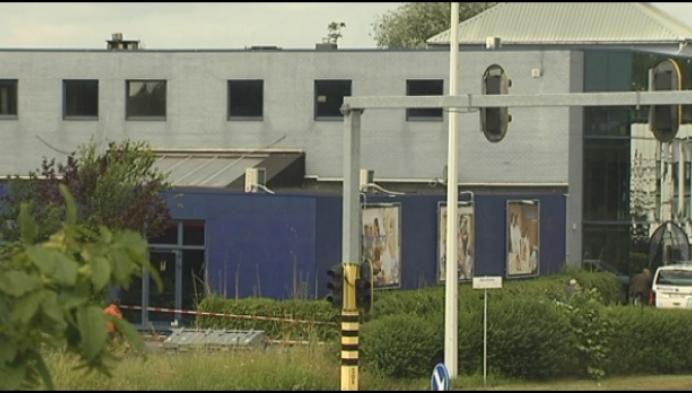 Fitnesszaak in Lier gesloten nadat dak instort
