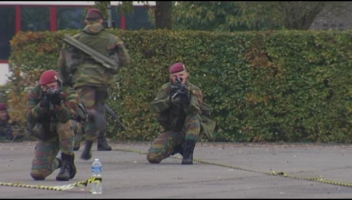 Belgisch leger zoekt dringend nieuwe para's