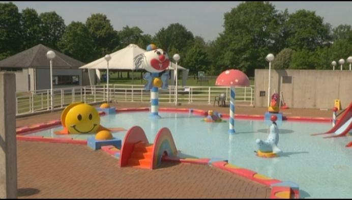 Buitenzwembaden Netepark gesloten ondanks hitte