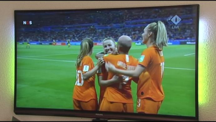 Poppelse trapt Nederland naar finale van het WK