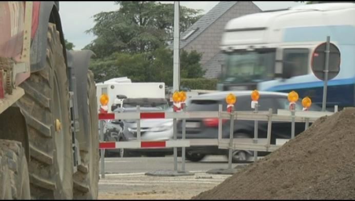 Antwerpsesteenweg deze week dicht, vanaf augustus nog meer hinder