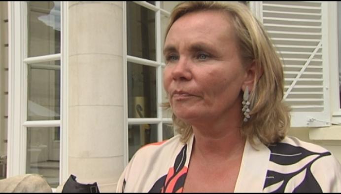 """Liesbet Homans: """"Kris heeft zelf zijn ontslag aangeboden"""""""