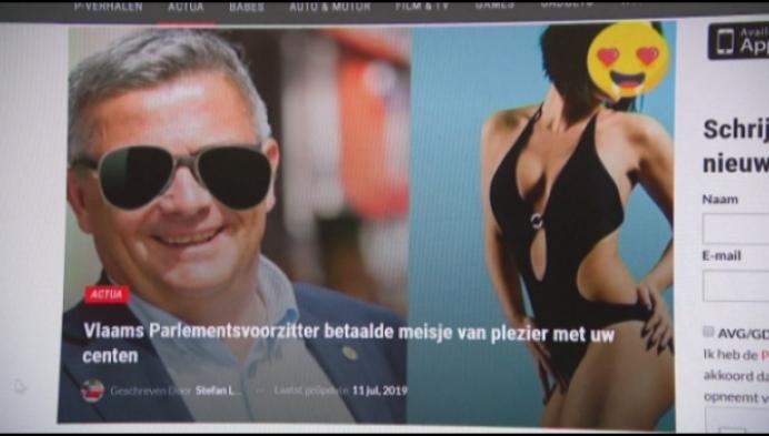 Kris Van Dijck neemt ontslag na beschuldigingen P-magazine