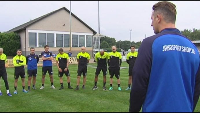 Lierse Kempenzonen start trainingen nieuw seizoen