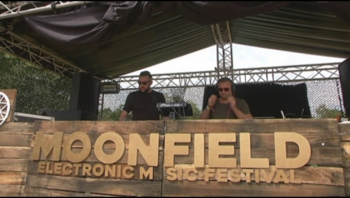 Festival Moonfield: klein Tomorrowland in Kempense bossen