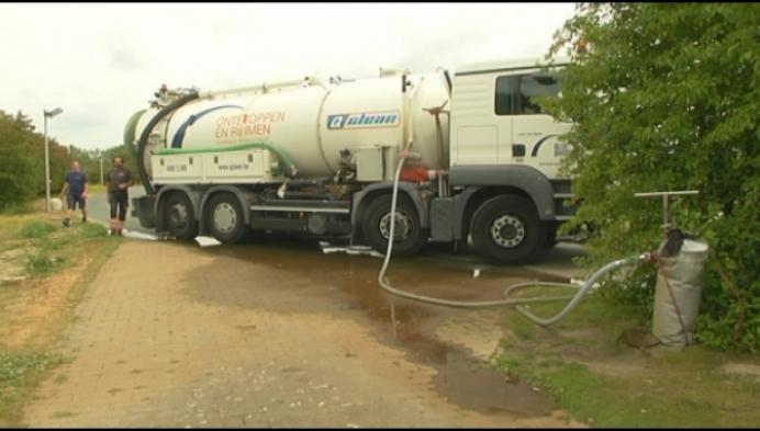 Captatieverbod verstrengd, waterzuivelingsinstallaties bieden hulp