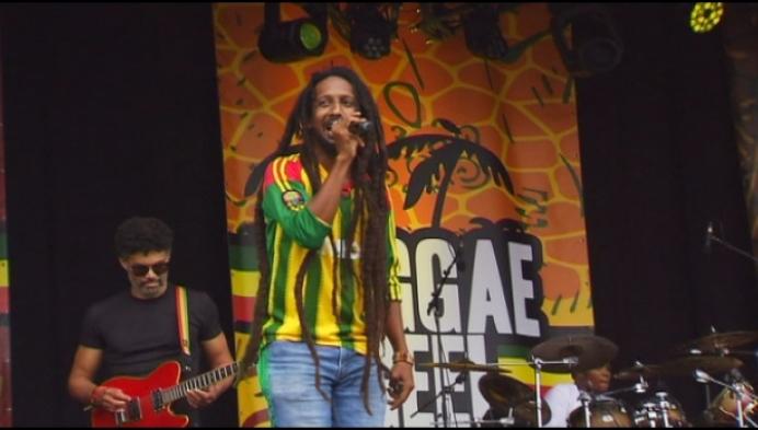 Rustigste reggaefestival in jaren