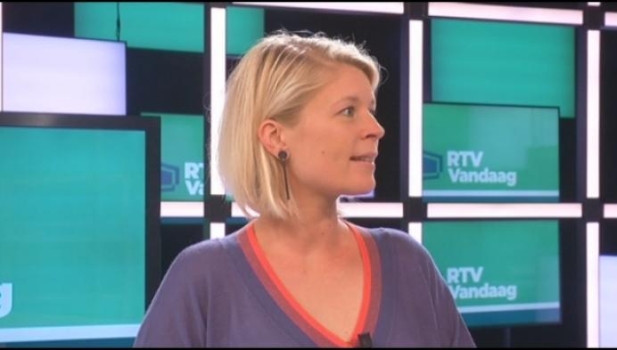 Eva Clockaerts is het nieuwe RTV-gezicht
