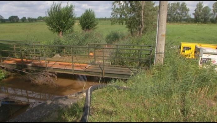 """""""De Zegge verdwijnt door drooglegging polder"""""""
