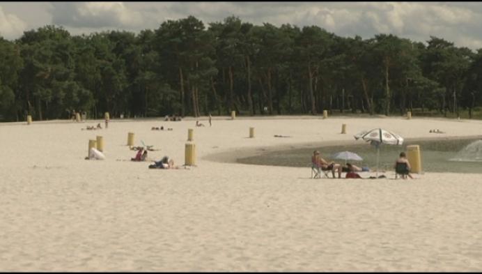 Wisselvallig weer haalt aantal bezoekers Zilvermeer omlaag