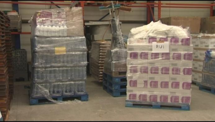 30.000 liter water, 10.000 suikerwafels, 15.000 bananen: ook dat is Dodentocht