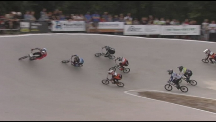 Wereldkampioen Magdelijns ook de beste in BMX Ravels