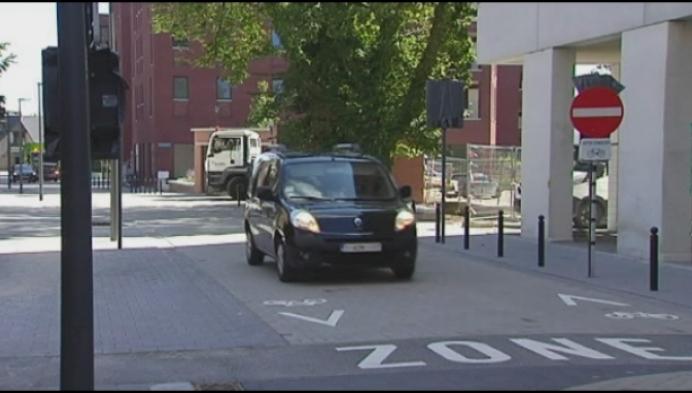 60 GAS-boetes per dag in voetgangerszone