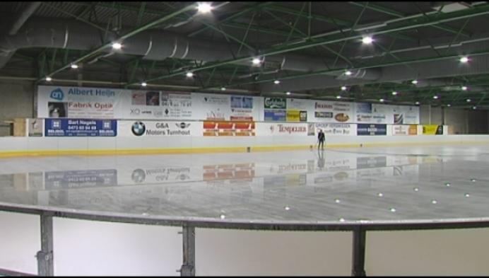 Zit de Turnhoutse schaatser straks terug zonder ijsbaan?