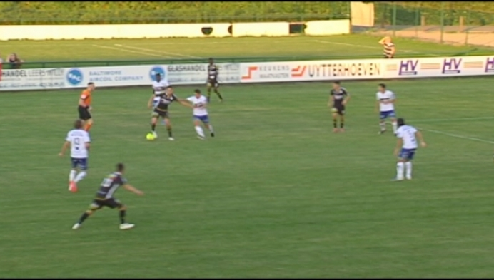 Heist uit de beker na 0-4-nederlaag tegen Lokeren