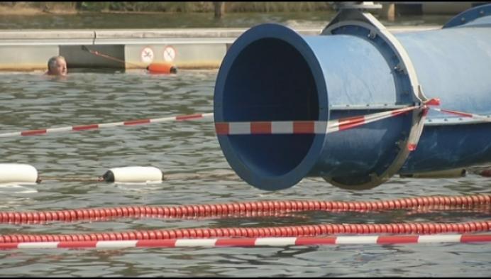 Glijbanen in Zilvermeer gesloten door problemen