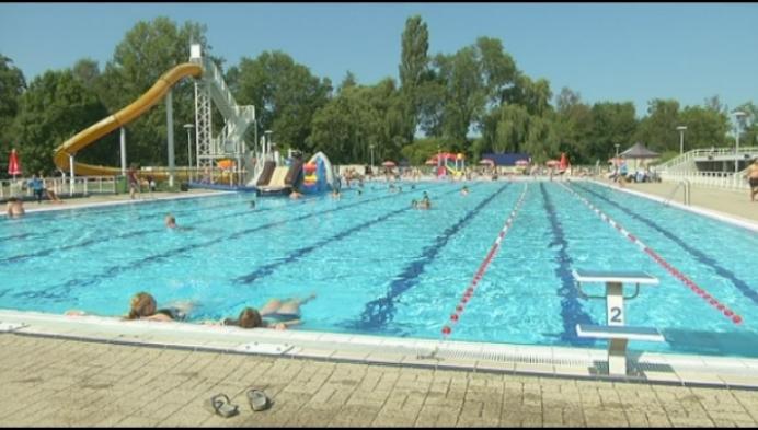 Topzomer voor vernieuwd buitenzwembad Den Uyt