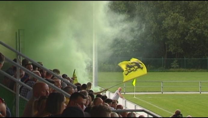 Witgoor verliest eerste competitiematch tegen KVK Wellen