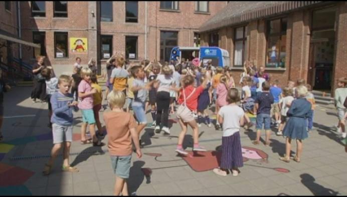 Goezo!-basisschool wordt omgetoverd tot muziekfestival