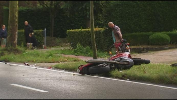 Motorrijder kritiek na ongeval Mechelbaan