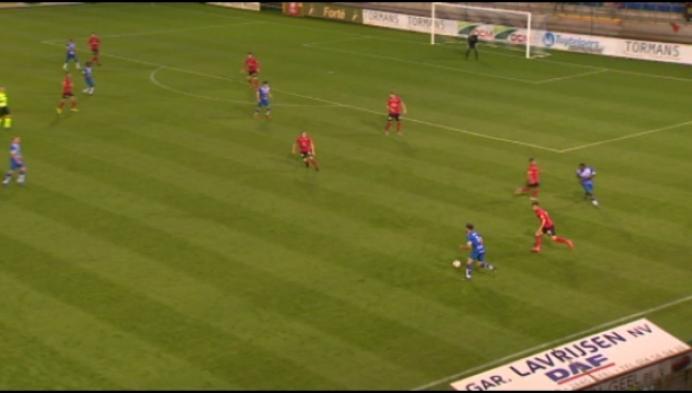 Geel wint van Cappellen met 2-1