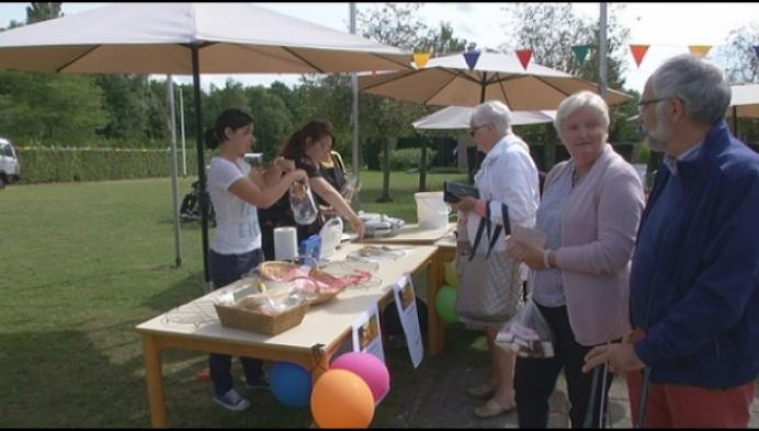 WZC Sint-Jozef Kessel organiseert eerste zomermarkt