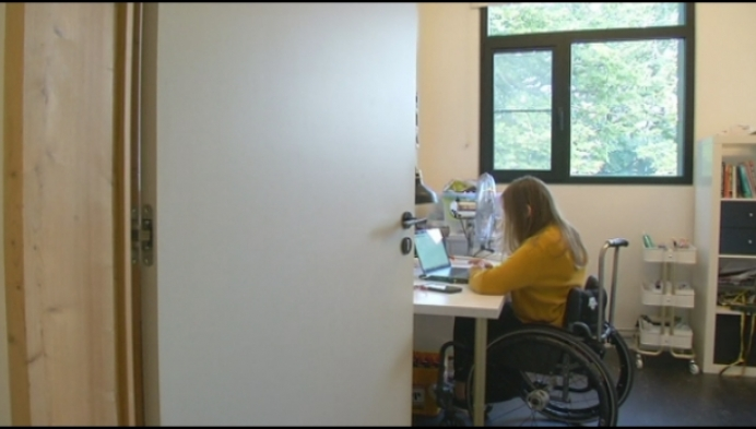 """""""Mechelen telt te weinig koten voor studenten met beperking"""""""