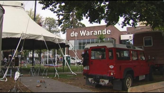 Warande viert openingsweekend met circusfestival
