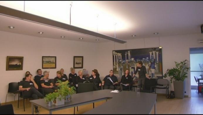 Gemeentepersoneel Beerse staakt door ongezonde werkomgeving