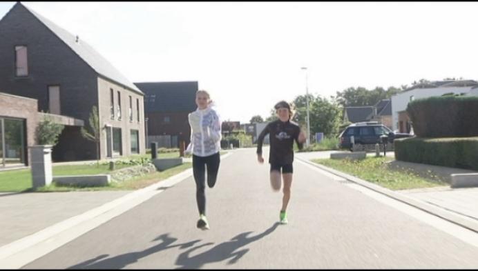 Broer en zus krijgen topsportstatuut van school