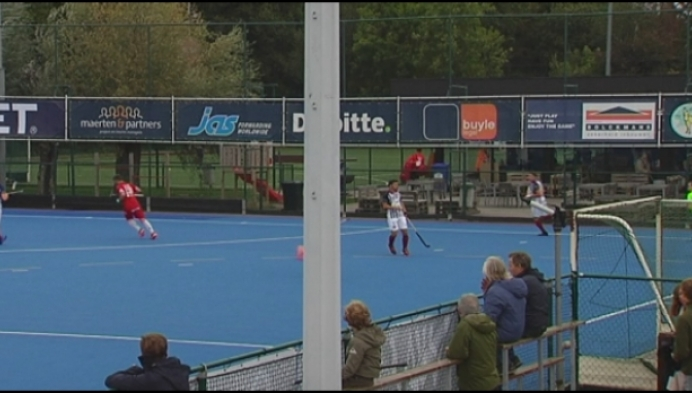 Herakles wint derby van Antwerp
