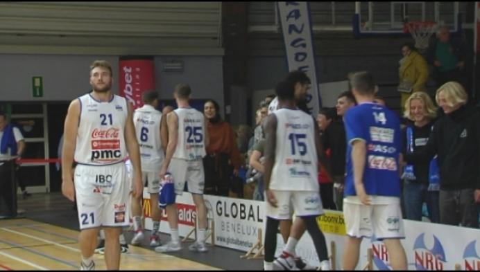 Kangoeroes Mechelen verliest thuis van Limburg United