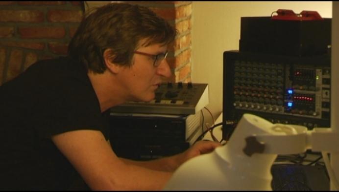 48-jarige muzikant uit Herentals lanceert technoplaat