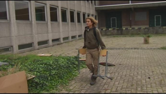 Douanegebouw wordt in sneltempo omgetoverd tot school