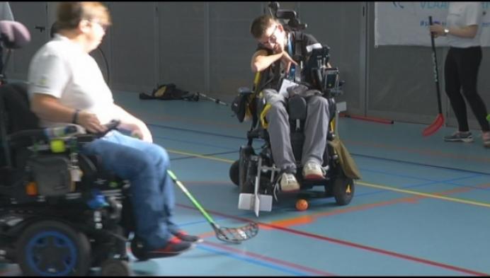 Stig Broeckx steunt Geelse g-sport