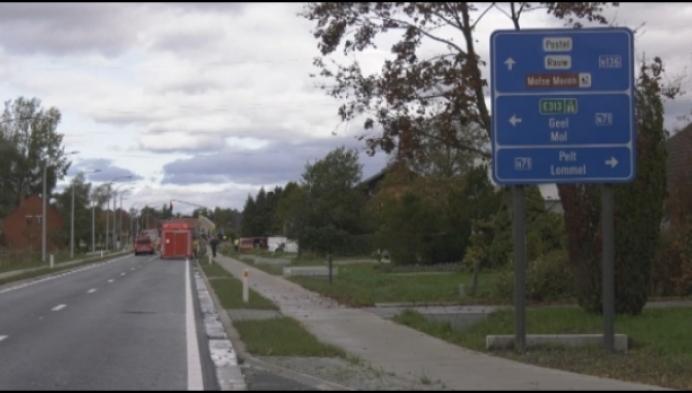 Mol-Rauw in quarantaine door lekkende tankwagen