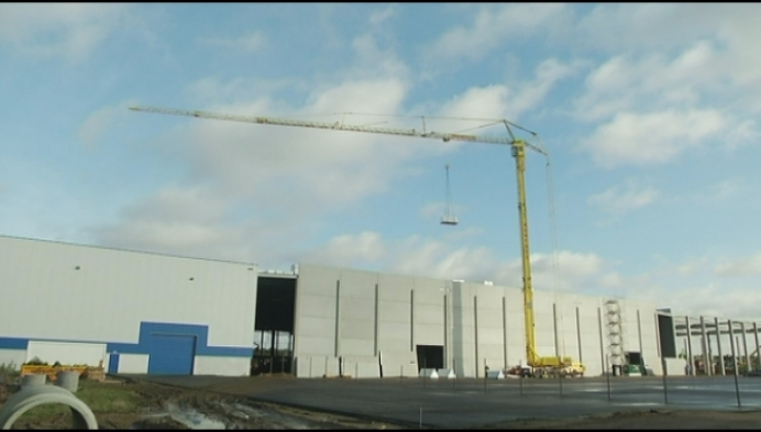 Antwerp East Port blijft verder groeien