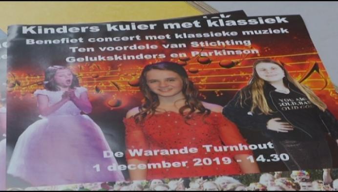 Wereldwijde interesse voor klassiek kinderconcert in Turnhout