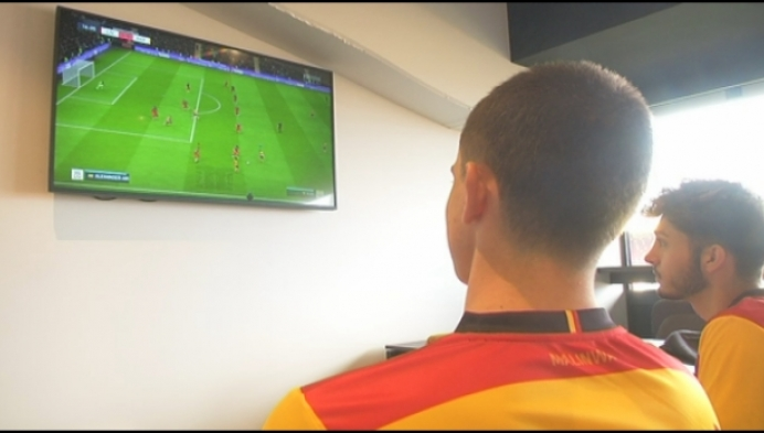 Naast de 1ste ploeg, de gaming ploeg bij KV Mechelen