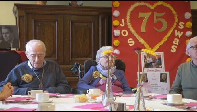 Koppel uit Geel viert 75ste huwelijksverjaardag