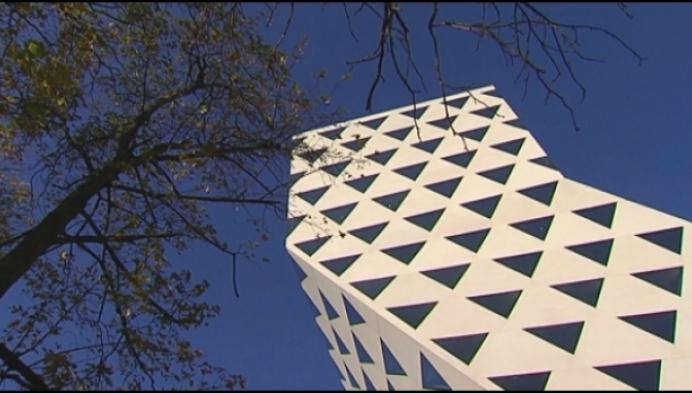 Nieuw Antwerpse provinciehuis opent de deuren