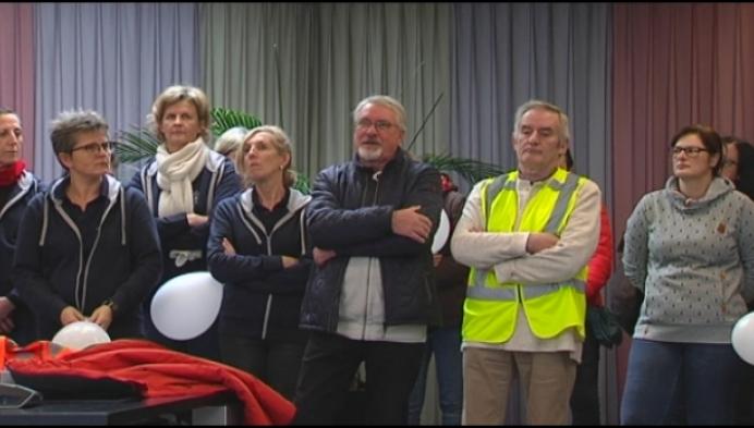 Katelijnse gemeentescholen trekken in 'mars' naar gemeentehuis