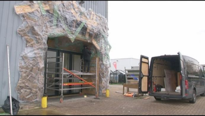 Grootste winterbar opent in industriezone Herentals