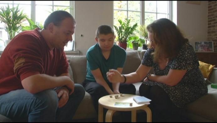 Ouders van Cis, een jongen met autisme, slaken noodkreet
