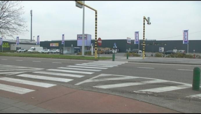 Vanaf maandag proefopstelling Antwerpsesteenweg Lier