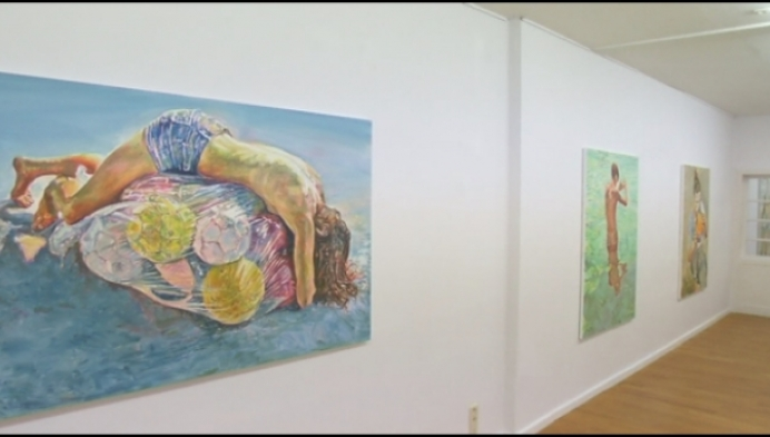 Unieke expo van Luc Dondeyne opent in Mechelen