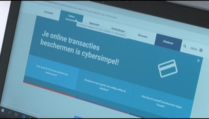 """Politie trekt aan alarmbel: """"Voor 170.000 euro aangiftes van cybercriminaliteit"""""""
