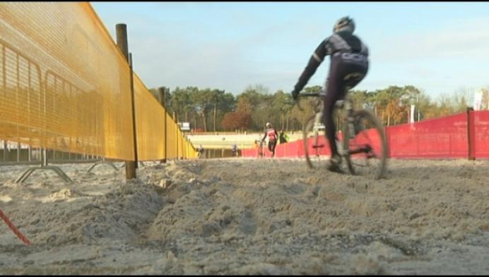 Mathieu Van der Poel blikvanger op Zilvermeercross