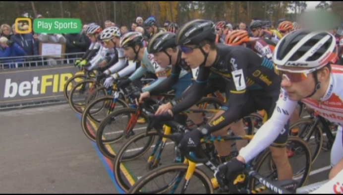 Zilvermeercross is prooi voor Mathieu Van der Poel